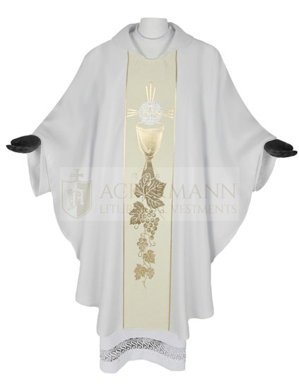 Gothic Chasuble model 010