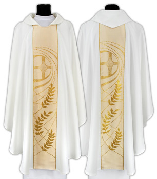Gothic Chasuble model 014