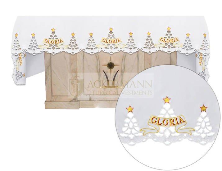 Christmas Altar cloth Gloria