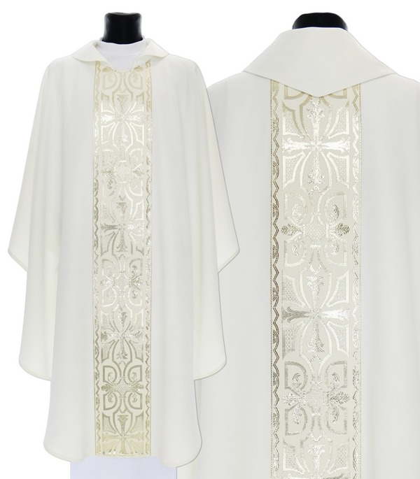 Gothic Chasuble model 008
