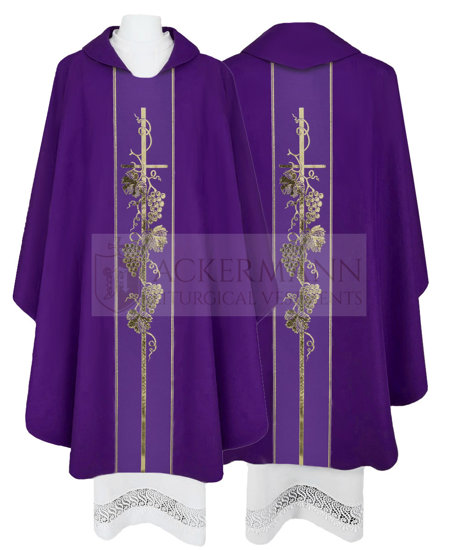 Gothic Chasuble model 019