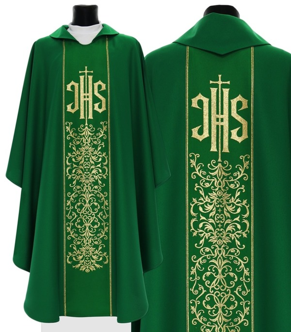 Gothic Chasuble model 049