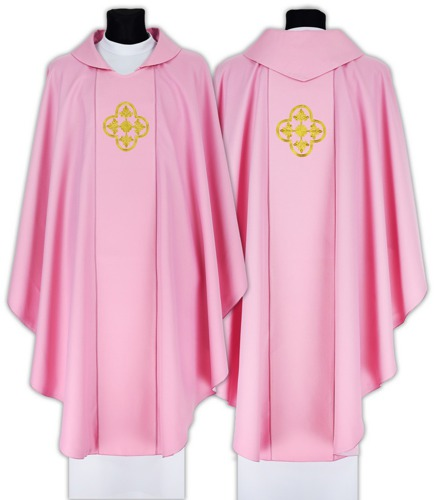 Gothic Chasuble model 669