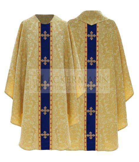 Gothic Chasuble model 784