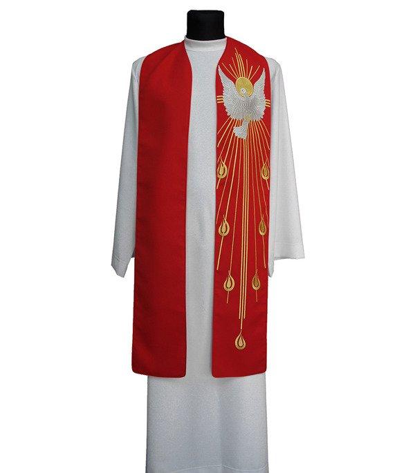 Gothic Stole Holy Spirit 535