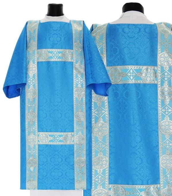 Marian Semi Gothic Dalmatic model 201