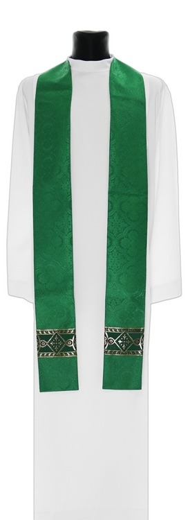 Semi Gothic Chasuble model 209
