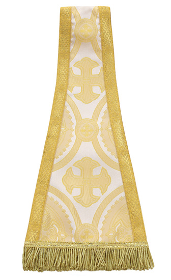 Silk Chasuble Passion and Resurrection of Jesus Christ