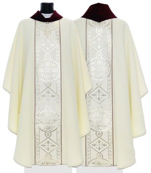 Gothic Chasuble model 013