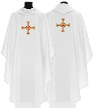 Gothic Chasuble  model 510