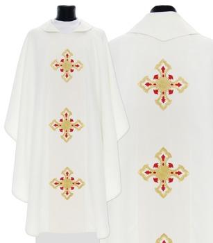 Gothic Chasuble model 544