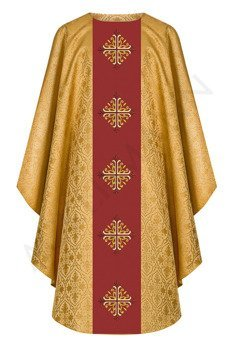 Gothic Chasuble model 768