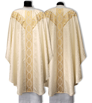 Semi Gothic Chasuble
