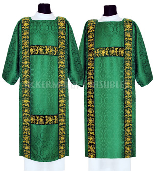 Set of Dalmatic & Tunicle model 607