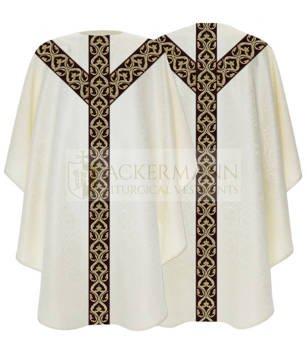 Chasuble semi-gothique #813