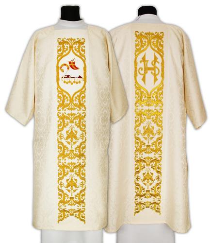 Gotische Dalmatik #598 The Lamb of God