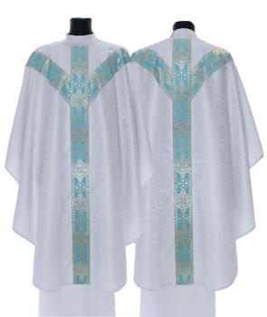 Marian Semi Gothic Chasuble model 201